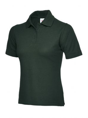 BEEKEEPING LADY FITTED POLO SHIRT